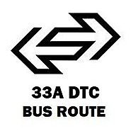 33A DTC Bus Route & Timing - Badarpur Khadar to Noida Sector 3