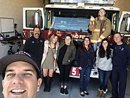 "Meghan E Breen on Twitter: ""I spent my Saturday delivering #cookies to local firefighters with the #JuniorLeagueOfRen..."