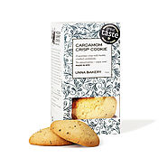 Unna Bakery-Cardamom Crisp (biscotti) from a New York bakery with real butter, non-gmo and kosher certified.