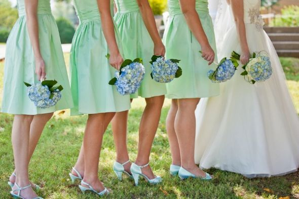 Headline for Color Style Spotlight: Mint Green