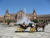 Port of Cadiz, Spain (Seville & Royal Alcazar)