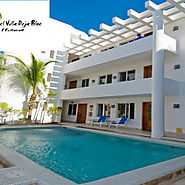 Get the luxury amenities in condos with the Cozumel Vacation Rental