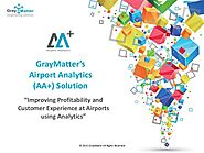 Airport Analytics (AA+) Solution - Overview
