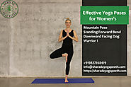 Effective Yoga Poses for Women's