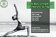 Build Body Strength and Endurance by Yoga