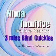INTUITIVE READING 3 MINS BLIND QUICKIES Nov 2nd 2015