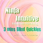 INTUITIVE READING 3 MINS BLIND QUICKIES NOV 16TH 2015