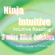 INTUITIVE READING 3 MINS BLIND QUICKIES DEC 14th 2015