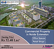 WTC Cubit| Buy commercial Property in Greater Noida