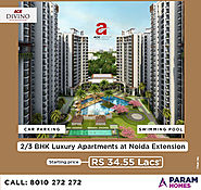 Ace Divino – 2/3 BHK Apartments in Greater Noida west