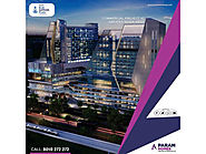 Galaxy Blue Sapphire Plaza | Best Office Spaces