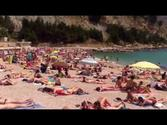 Cassis France plage