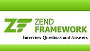 Best Zend Framework Interview Questions and Answer Preparation Resources