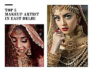 Top 5 Makeup Artist in East Delhi - Anjali_Goyal