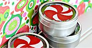 Homemade Peppermint Lip Balm (Holiday Gift Idea) - Hip2Save