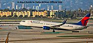 Delta Airlines Official Site | Visit Here & Search Your Delta Flights