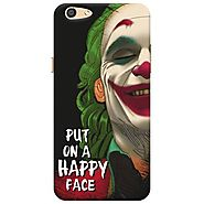 Get Amazing Joker Face Mobile Case at Beyoung