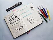 How to Start a Bullet Journal Effectively & Use it Regularly!