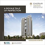 Flats in Bhosale Nagar Pune | Castel Royale Towers