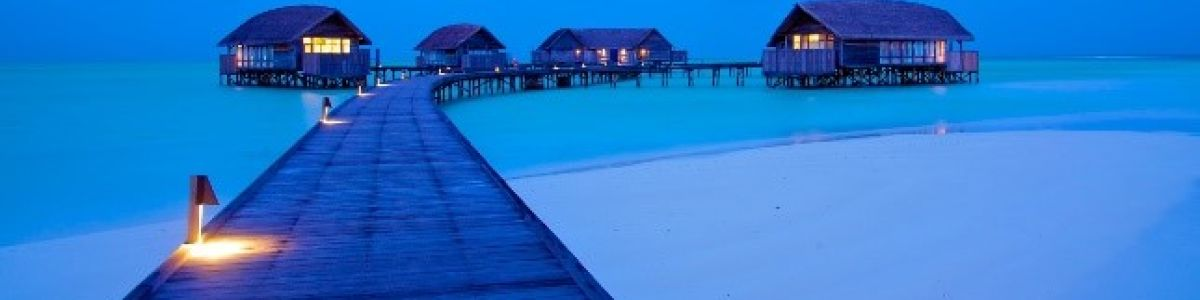 Headline for Best Places to Visit in the Maldives