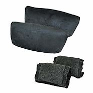 Blue Jay An Elite Healthcare Brand Ultra Comfort Crutch Pillows Include 2 Underarm Pillow and 2 Hand Pillow | Comfort...