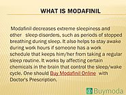 WHAT IS MODAFINIL AND HOW TO USE IT by Denial - Issuu
