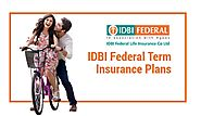 IDBI Federal Term Plan - Benefits, Reviews, Features, Details | WishPolicy