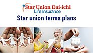 Star Union Dai-Ichi Term Plan - Benefits, Key Features, Quotes and Reviews | WishPolicy