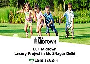 DLF Midtown Delhi | 2/3 BHK Luxury Apartments Moti Nagar