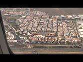 Landing on Airport of Las Palmas, Gran Canaria, Canary Islands, 20th of August 2012 - Full HD 1080p