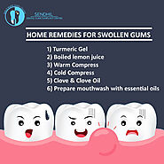 Home Remedies to cure swollen gums