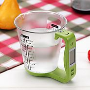 Digital Measuring Cup Scale | Shop For Gamers