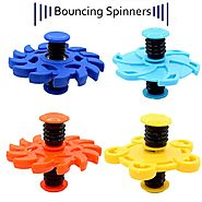 Finger Bouncing Spinner | Shop For Gamers