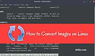 How to Convert Images on Linux