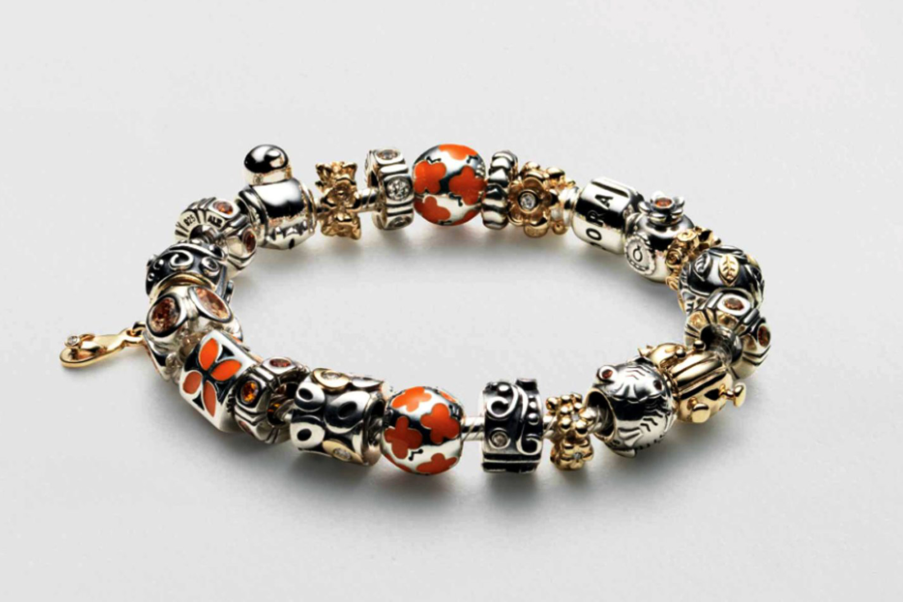 Headline for Fun Fashion: The Best Charm Bracelets