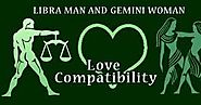 Gemini Man and Libra Woman Compatibility Qualities