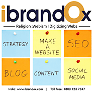 Lawyers, Legal Firms Website Designing Company | iBrandox™