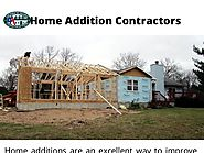 Home Addition Contractors | Henrick Home Construction