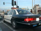 LAPD Police Car Accident Lawyer | CHP Vehicle Accident