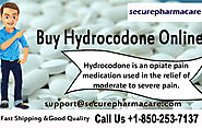 7 Unbelievable Facts About Where To Buy Hydrocodone Online. | Securepharmacare