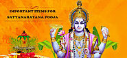 SATYANARAYANA POOJA: KNOW ABOUT ITS IMPORTANCE AND BENEFITS