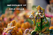 Significance of Kolu Dolls in Tamil Nadu