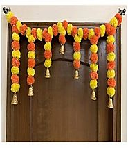 Artificial Thoran | Indian Gift Items Online | Pooja Vivek Flowers