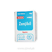 Majun Zanjabeel | Herbal Remedy For Strength Stomach | Ajmal.pk