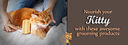 Grooming Products for Cats: Buy Cat Grooming Products and Accessories Online in India at Best Price- 4PetNeeds