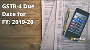 CBIC Extends Due Date of GSTR-4 Return filing for FY 2019-20