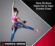 How to Burn More Fat in Your Zumba Class?