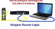 How to Configure routerlogin.net 192.168.0.1 IP Address For Netgear Router