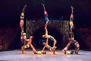 Skilled African Acrobats in Delhi | Call us +91-8506909872