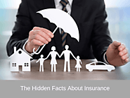 The Most Secret Facts About INSURANCE